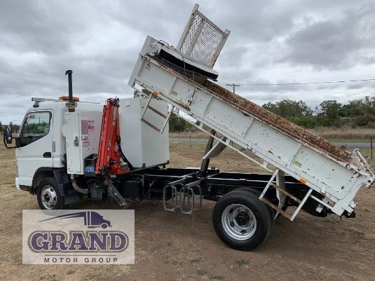 2007 Fuso Canter Grand Motor Group - Trucks for Sale
