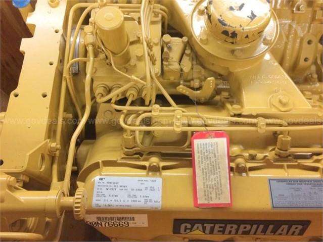 Lot # 7753 - 1998 CAT 3208 Engine