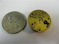 Alex Watkins, unique miniature chronometer