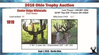 2016 Ohio Trophy & Breeder Auction