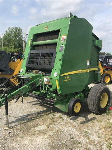 2015 JOHN DEERE 459 For Sale In COOKEVILLE, Tennessee