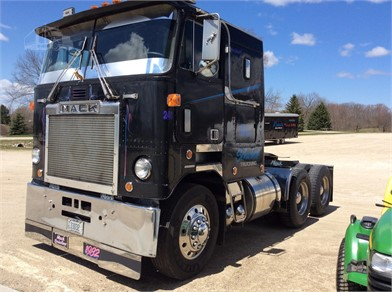 Cabover Trucks For Sale >> Mack Cabover Trucks W Sleeper For Sale 4 Listings Truckpaper