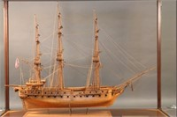 Lannan Ship Model Gallery Moving Sale Day 1