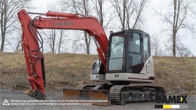 LINK-BELT Excavators Auction Results - 26 Listings