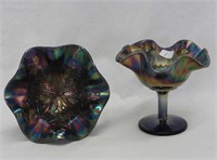 Carnival Glass Online Only Auction #107 - Ends Aug 28 - 2016