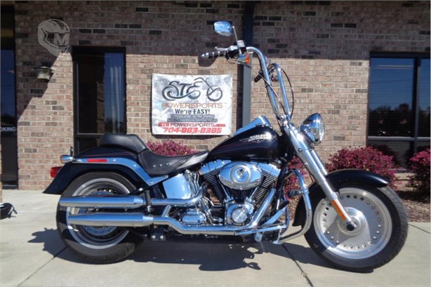 HARLEY DAVIDSON FAT BOY Motorsports For Sale - 20 Listings