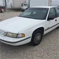 1993 Chevy Lumina w/ 46k miles