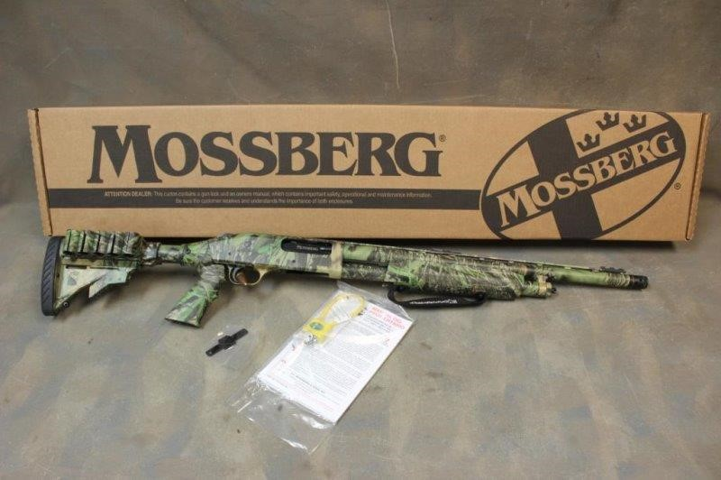 Mossberg 535 barrel canada