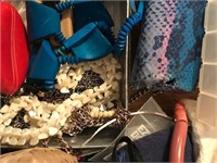 Very Large Lot of Fashion Jewlery and Accessories