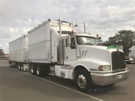 2001 Kenworth T404 Trucks for Sale