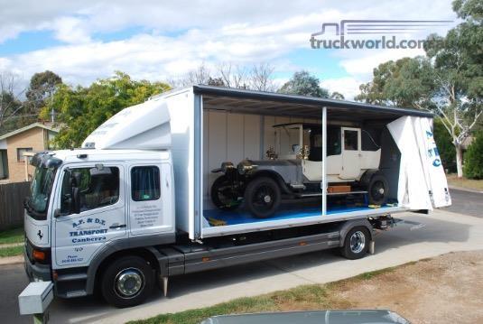 2004 Mercedes Benz Atego 1223 Trucks for Sale
