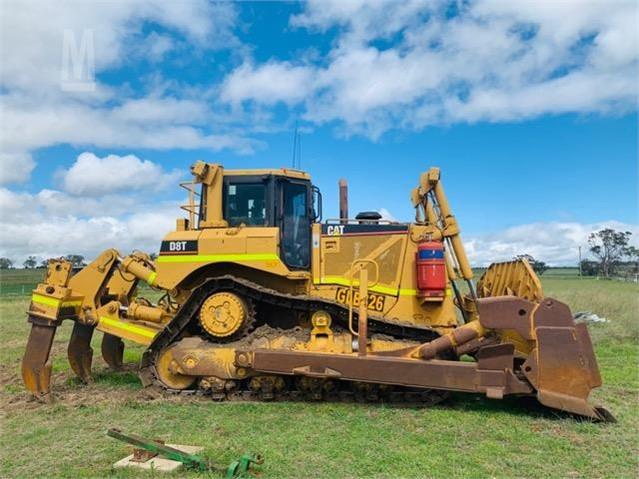 CAT D8T For Sale In Pinkenba, Queensland Australia
