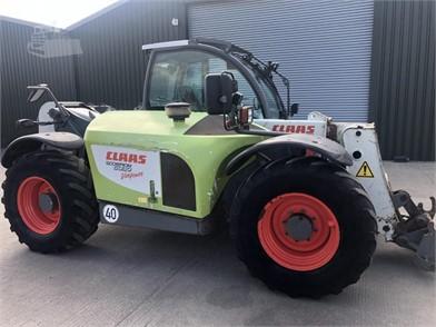 Harrison Tractors   Telehandlers Lifts For Sale - 15