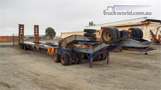 1900 Modern Transport Engineers (MTE) 3X8 2X8 Trailers for Sale
