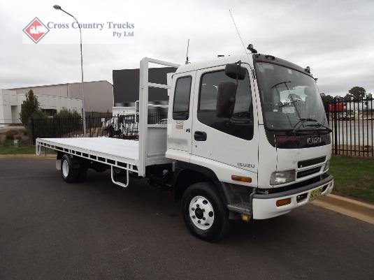 2005 Isuzu FRR525 Cross Country Trucks Pty Ltd - Trucks for Sale
