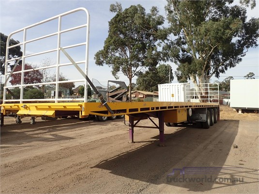 2010 Howard Porter Flat Top Trailer Trailers for Sale
