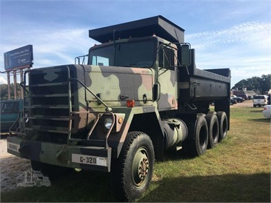 AM GENERAL M917 Dump Trucks For Sale - 2 Listings