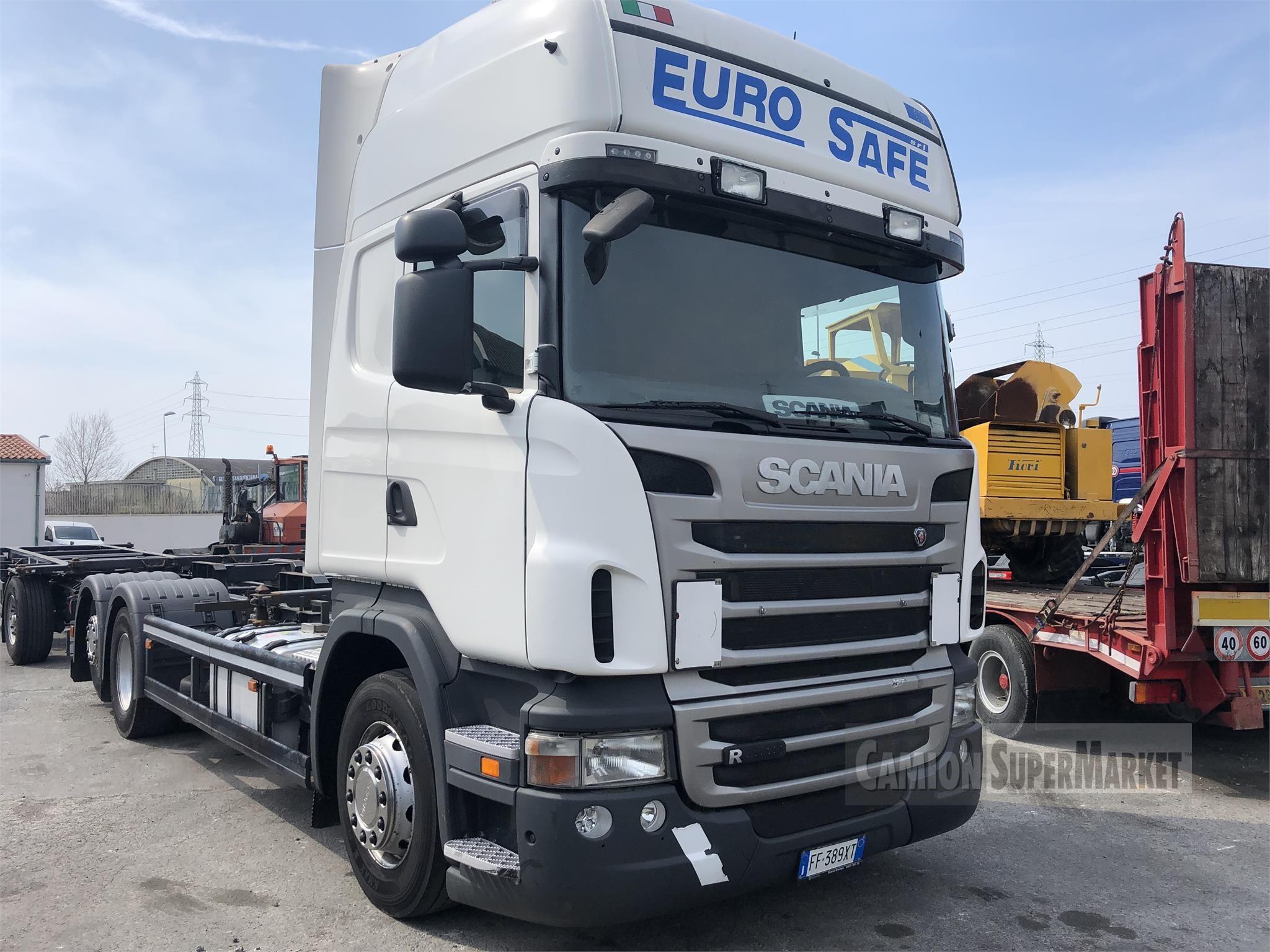 Scania R440 Usato 2012
