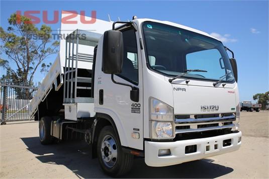 2011 Isuzu NPR 400 Used Isuzu Trucks - Trucks for Sale