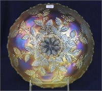 Carnival Glass Online Only Auction #106 - Ends Aug 14 - 2016