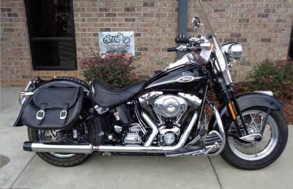 2005 Harley Davidson >> 2005 Harley Davidson Softail Springer Classic