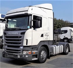 Scania R420  Usato