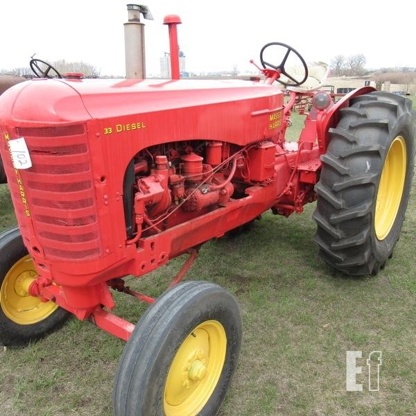 wiring for a massey harris tractor equipmentfacts com 1955 massey harris 33 online auctions  massey harris 33 online auctions
