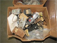 Assorted Electrical Supplies-