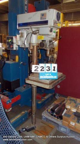 CLAUSING 1760 DRILL PRESS | Bentley & Associates, LLC