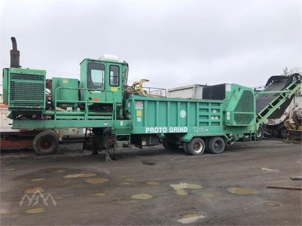 PROTOGRIND 1200 Forestry Equipment For Sale - 1 Listings