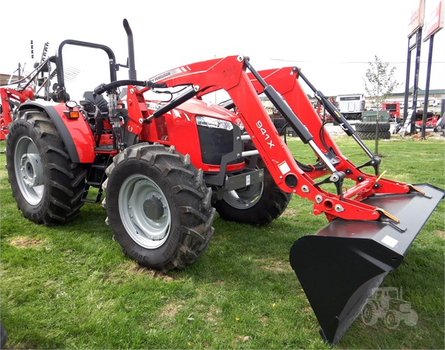 2018 MASSEY-FERGUSON 6713 For Sale In Jeffersonville, Ohio