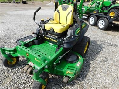 John Deere Zero Turn Lawn Mowers For Sale In Rushville