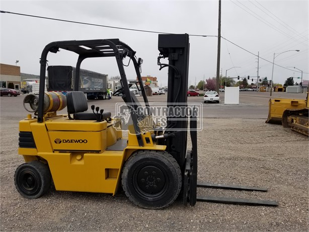 DAEWOO G20S-2 Forklifts For Sale - 2 Listings | LiftsToday com