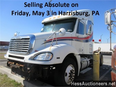 2009 FREIGHTLINER COLUMBIA T/A SLEEPER Other Auction Results - 1
