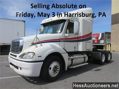 2007 FREIGHTLINER COLUMBIA T/A SLEEPER Other Auction Results