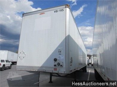 2009 TRAILMOBILE 53' REEFER TRAILER Other Auction Results - 2