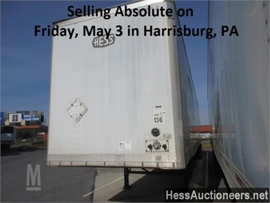 2006 Trailmobile 53' Van Trailer Other Auction Results - 10 Listings