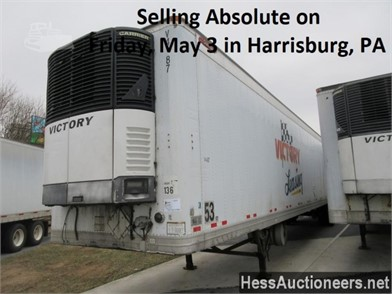2005 Great Dane 7011Tz-1A 53' Reefer Trailer Other Auction