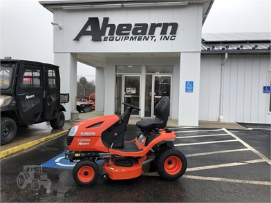New Kubota Lawn Mowers For Sale By Ahearn Equipment 10 Listings Www Ahearnequipment Com Page 1 Of 1