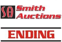 ONLINE AUCTION STARTS ENDING @ 6:00 PM CST