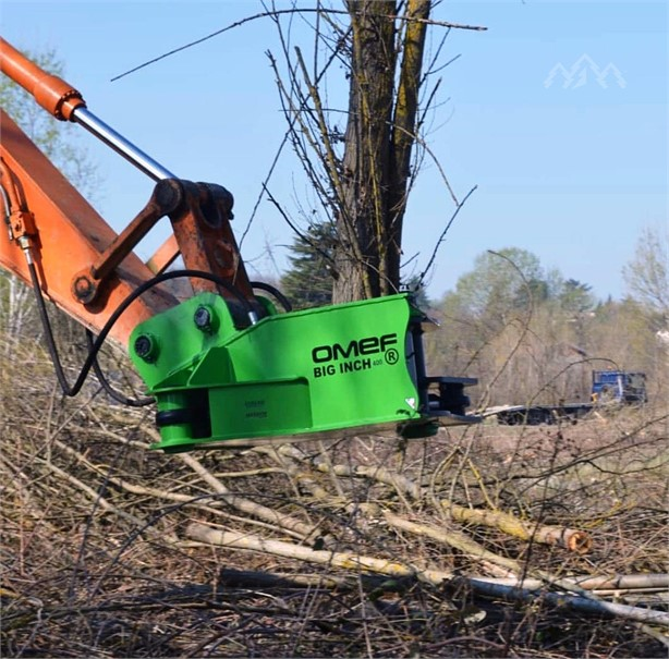 OMEF Forestry Attachments For Sale - 1 Listings