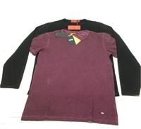 New Hugo Boss Extra Fine Merino Sweater/ Tee