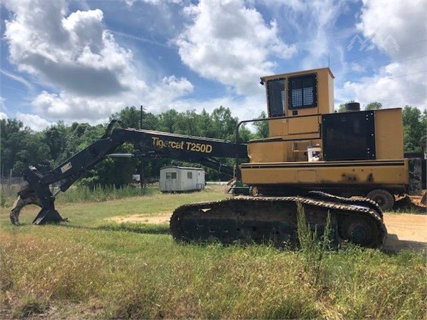 TIGERCAT T250D Forestry Equipment For Sale - 2 Listings