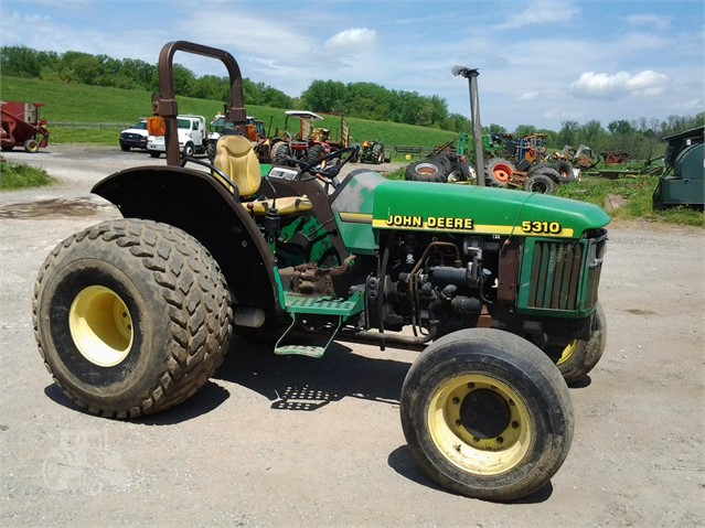 JOHN DEERE 5310 For Sale In Reisterstown, Maryland