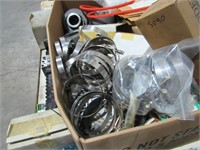Breakers, Casters, Clamps, and Filters-