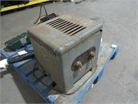 Electrical Box Unit, and Drill Parts-