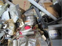 Assorted Electrical and Industrial Supplies-