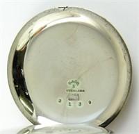 Tremont Watch Co, Boston, in sterling silver