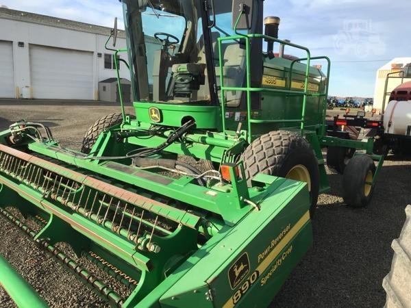 2004 JOHN DEERE 4895 For Sale In Rickreall, Oregon
