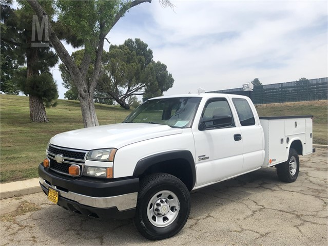 2006 Chevrolet Silverado 3500 For Sale In North Hills California